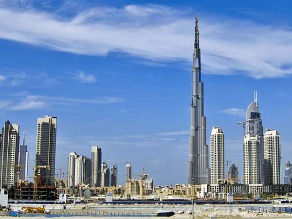 TOP - 5 attractions of Dubai