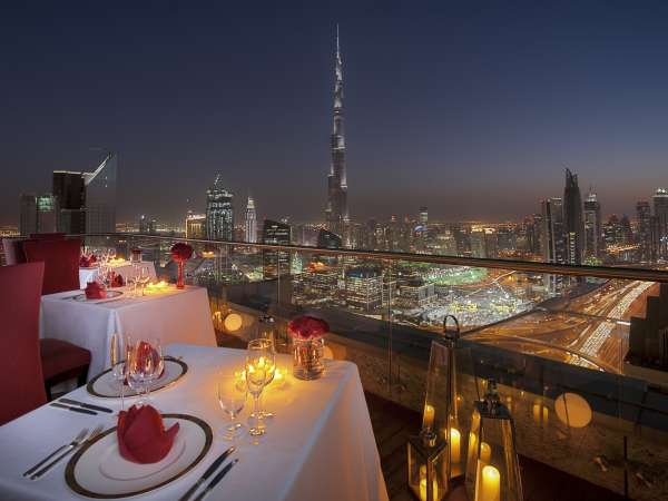 The top 10 restaurants in Dubai