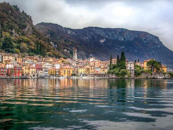 From Lake Como to Milan