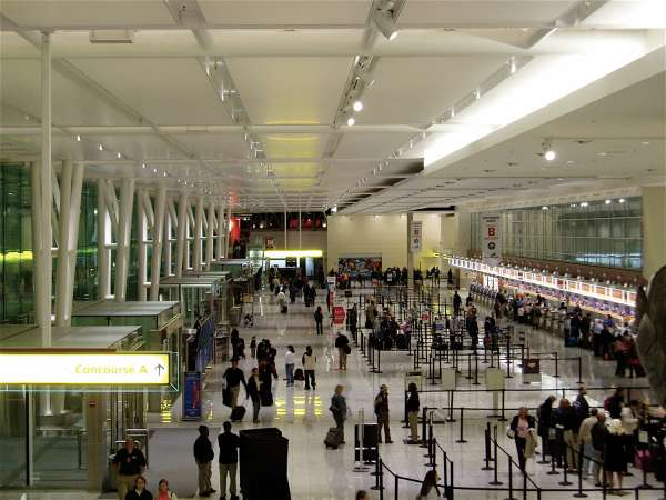 How to Travel from Baltimore International Airport to Washington DC?