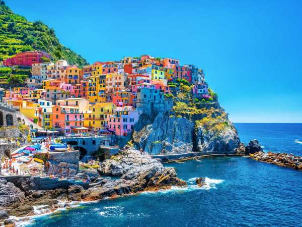 How to Travel from Milan to Cinque Terre
