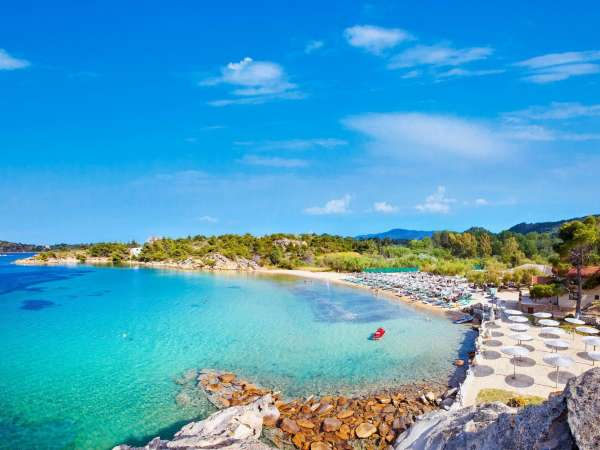 How to reach from Halkidiki to Thessaloniki?