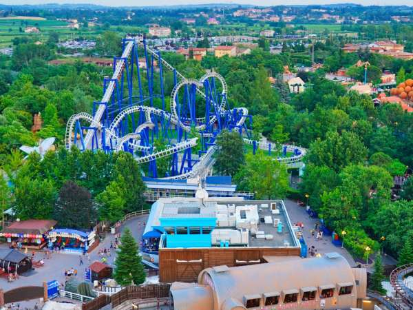 How to Travel from Linate Airport to Gardaland?